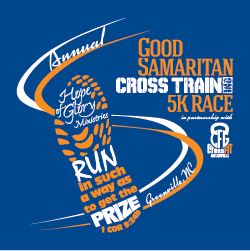 13th Annual Good Samaritan Cross Training 5K Race @ UBE Uptown Greenville | Greenville | North Carolina | United States