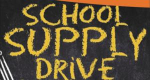 Back to School Drive @ Hope of Glory   Greenville   North Carolina   United States