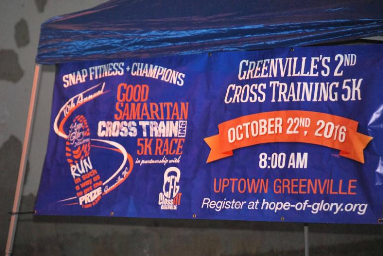 10th Annual Good Samaritan Cross Training 5K Race