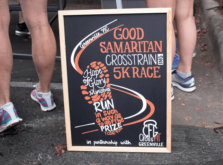 12th Annual Good Samaritan Cross Training 5K Race