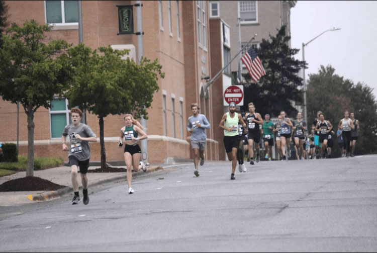 15th Annual Good Samaritan Cross Training 5K Race
